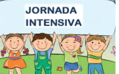JORNADA INTENSIVA