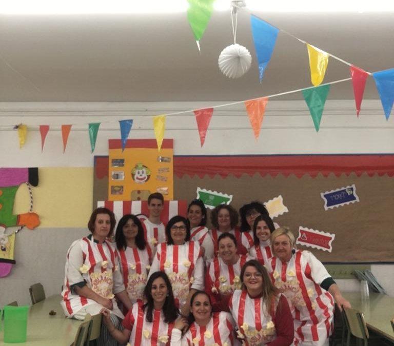 Carnaval escola Casablanca