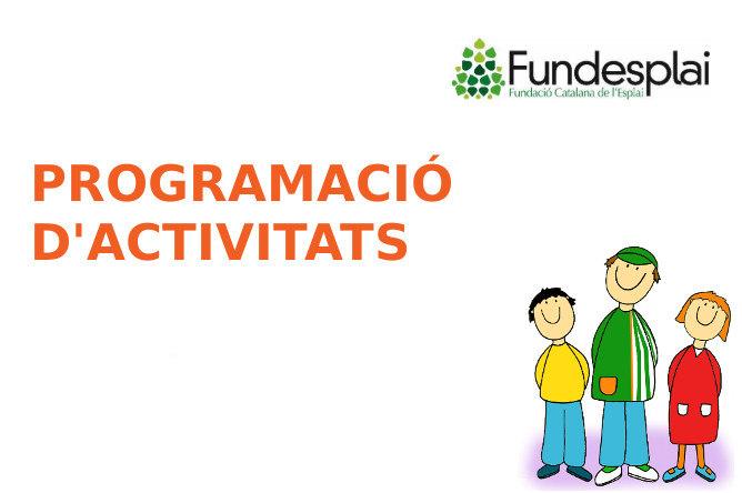 Programació d'activitats especials