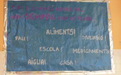 Visitem diferents països per veure si gaudeixen dels seus drets com a infants
