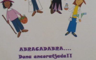 Abracadabra… dona encoratjada!!