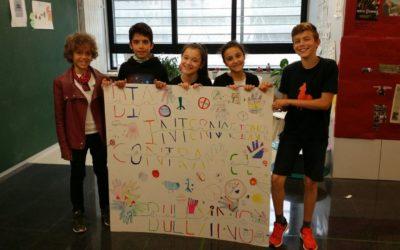 Tots i totes contra l'assetjament escolar!!